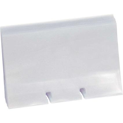 ROLODEX Visitenkartenhüllen für Rollkartei, 67 x 102 mm
