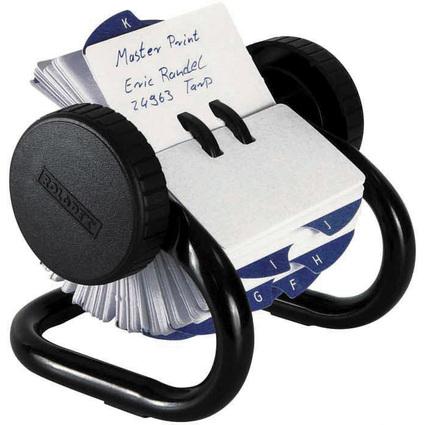 Rolodex Rollkartei Classic mini, schwarz