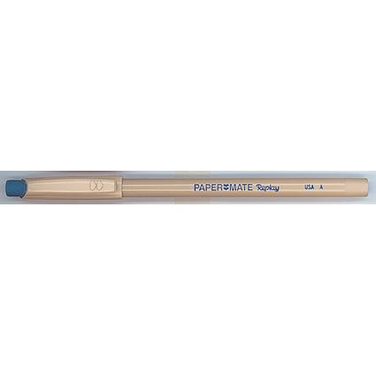 Paper:Mate Kugelschreiber Replay, Strichfarbe: blau