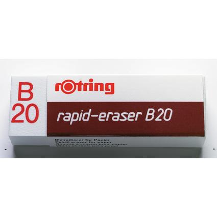 rotring Radierer rapid-eraser B20