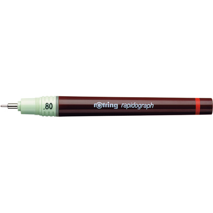 rotring Tuschefüller rapidograph, 0,10 mm, schwarz