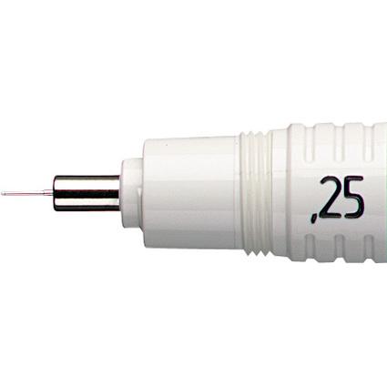 rotring Ersatz-Zeichenkegel für rapidograph 0,25 mm