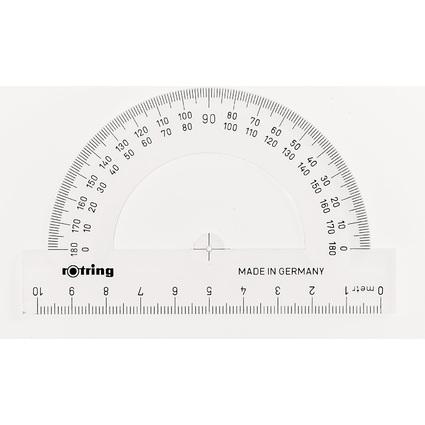 rotring Halbkreis-Winkelmesser