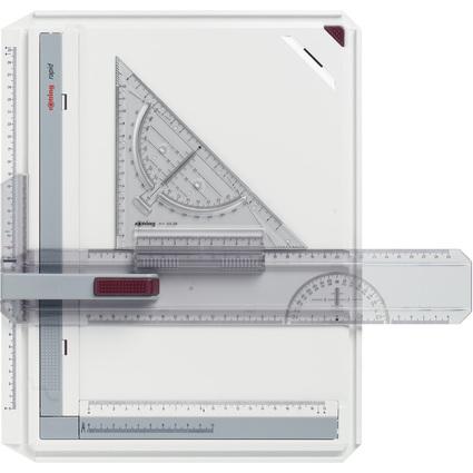 rotring Schnell-Zeichenplatte rapid A4