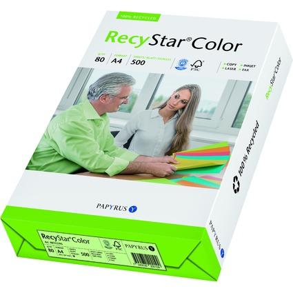 PAPYRUS Multifunktionspapier RecyStar Color, A4, hellgrün