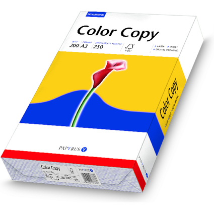 PAPYRUS Multifunktionspapier Color Copy, A3, 200 g/qm