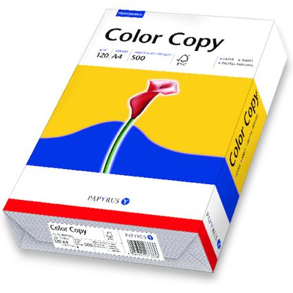 PAPYRUS Multifunktionspapier Color Copy, A4, 120 g/qm