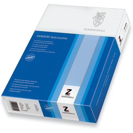 GOHRSMÜHLE Briefpapier Bankpost, DIN A4, 100 g/qm, hochweiß