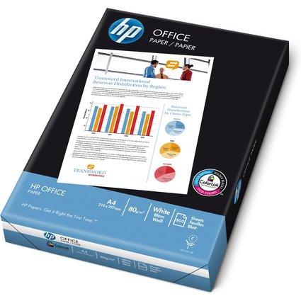 """Original hp Kopier-Papier """"Office"""", DIN A4, 80 g/qm, weiß"""