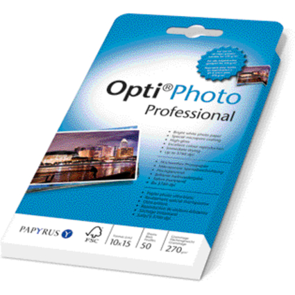 PAPYRUS Inkjet-Foto-Papier Opti Photo Professional
