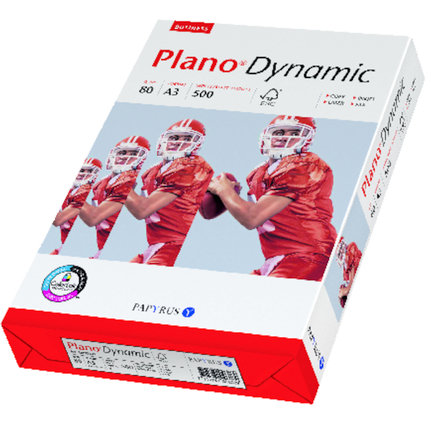 PAPYRUS Multifunktionspapier Plano Dynamic, A3, 80 g/qm