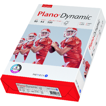 PAPYRUS Multifunktionspapier Plano Dynamic, A4, 80 g/qm