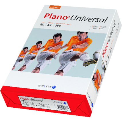 PAPYRUS Multifunktionspapier Plano Universal, A4, 80 g/qm