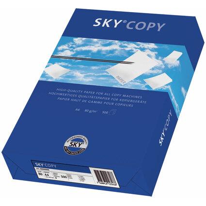 SKY Multifunktionspapier Copy, DIN A4, 80 g/qm, weiß, blanko