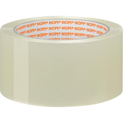 NOPI Verpackungsklebeband Universal, 50 mm x 66 m