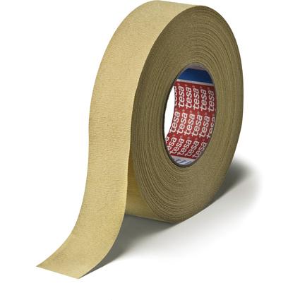 tesa Maler Krepp 4322 Papierabdeckband, 30 mm x 50 m