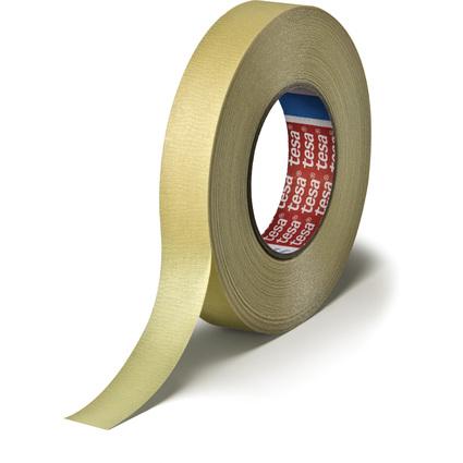 tesa Maler Krepp 4324 Papierabdeckband, 19 mm x 50 m
