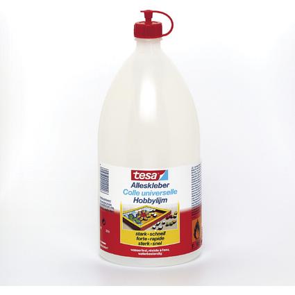 tesa Alleskleber, in Kunststoff-Flasche, 1.750 g