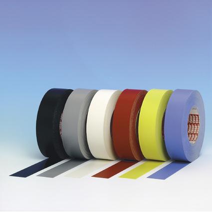 tesa Gewebeband, 50 mm x 50 m, weiß