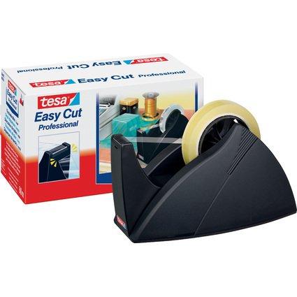 tesa Tischabroller Easy Cut Professional, schwarz