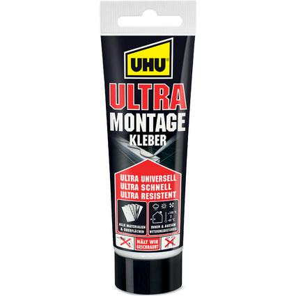 UHU Montagekleber Ultra, lösemittelfrei, 100 g Tube
