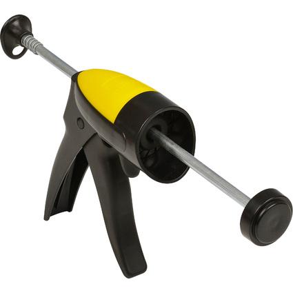 UHU Kartuschenpistole Click Gun, schwarz/gelb