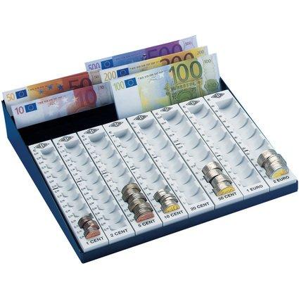 WEDO Zählbrett mit Scheinfach, Münzgeldkapazität: 256,20 EUR