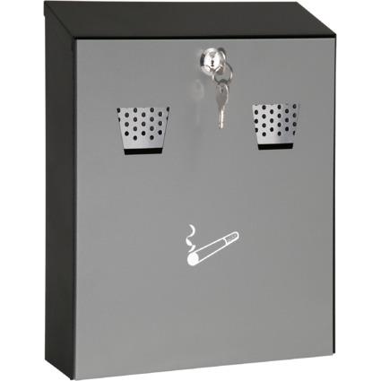 WEDO Wandascher kompakt, 3,1 Liter, aus Stahlblech