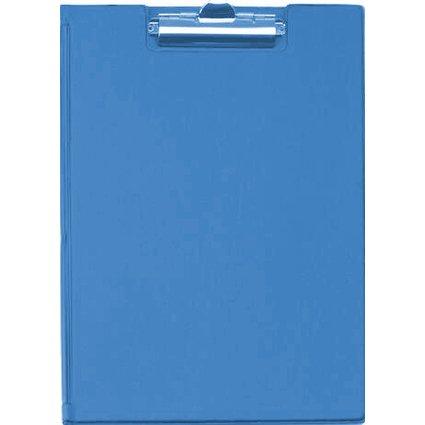 WEDO Klemmbrett-Mappe Standard, DIN A4, blau