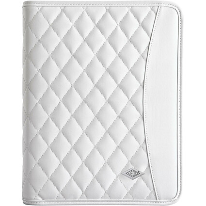 WEDO Tablet-PC Organizer Amiga, A5, Kunstleder, weiß