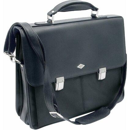 WEDO Aktentasche Elegance, herausnehmbare Notebooktasche