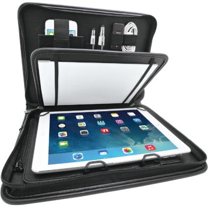 WEDO Universal-Tablet-PC Organizer Elegance, schwarz