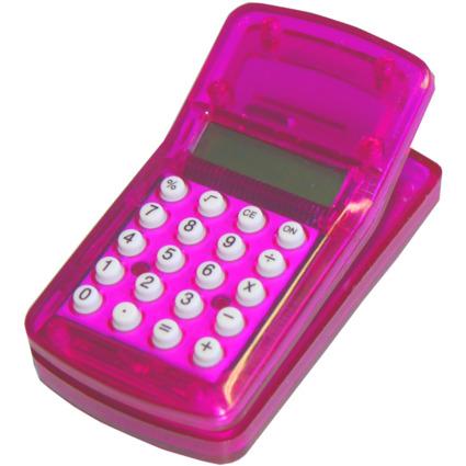 """WEDO Notizhalter """"Amigo"""" inkl. Rechner, mit Magnet und Clip"""