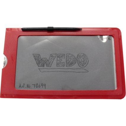 WEDO Zaubertafel mit Stift, DIN A5, farbig sortiert