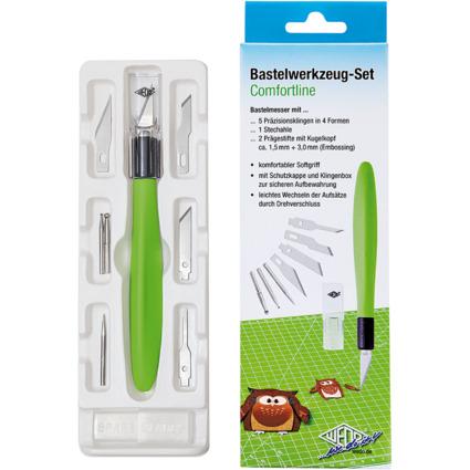 WEDO Bastelmesser/Skalpell Comfortline, grün