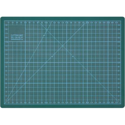 WEDO Schneidematte Cutting Mat, (B)300 x (T)220 x (H)3 mm
