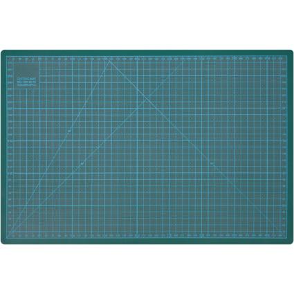 WEDO Schneidematte Cutting Mat, (B)450 x (T)300 x (H)3 mm