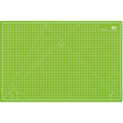 WEDO Schneide- & Bastelmatte Comfortline, DIN A3, grün