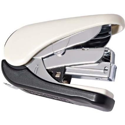 WEDO Mini-Flachheftgerät Smart, schwarz/weiß