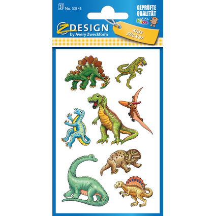 "AVERY Zweckform Z-Design Kids Sticker ""Dinos"""