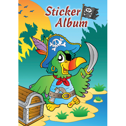 "AVERY Zweckform ZDesign Stickeralbum ""Pirat"", DIN A5"