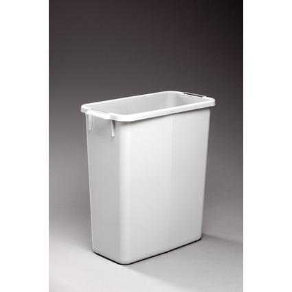 DURABLE Abfallbehälter DURABIN 60, rechteckig, grau