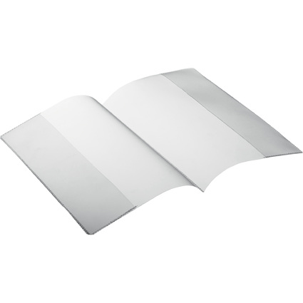 DURABLE Ausweishülle, aus PP, DIN A5, transparent