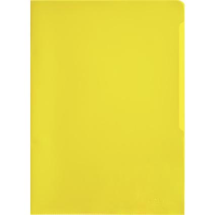 DURABLE STANDARD Sichthülle, DIN A4, PP, 0,12 mm, gelb
