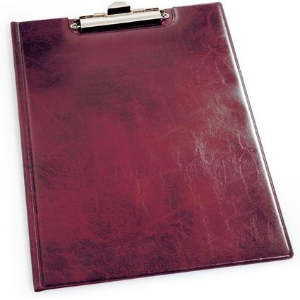 DURABLE Klemmbrett-Mappe, DIN A4, rot, aus Weichfolie