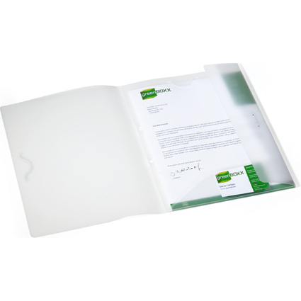 DURABLE Sammelmappe MULTIFILE, DIN A4, aus PP, transparent
