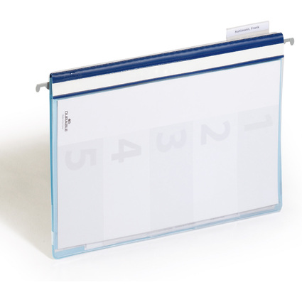 DURABLE Organisationshefter, DIN A4, blau