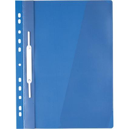 DURABLE Einhänge-Schnellhefter, DIN A4, blau
