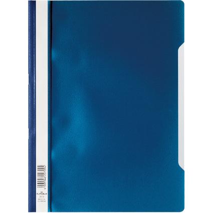 DURABLE Schnellhefter, DIN A4, aus PP-Folie, dunkelblau