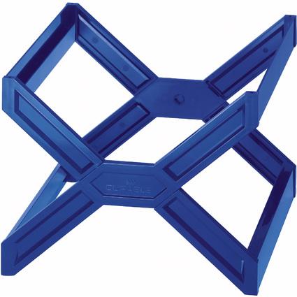 DURABLE Hängeregistratur-Korb CARRY plus, blau